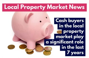 33.5% of All #Ilkley Properties were Bought Without a Mortgage in the Last 7 Years